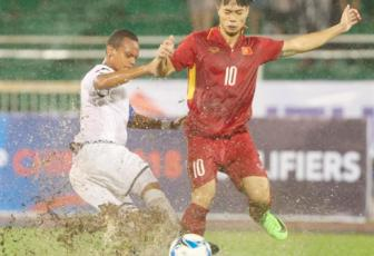 vietnam beat east timor in qualification match hinh 0