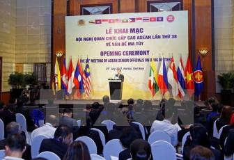 ASEAN works to realise target of drug-free community, Government news, Vietnam breaking news, politic news, vietnamnet bridge, english news, Vietnam news, news Vietnam, vietnamnet news, Vietnam net news, Vietnam latest news, vn news