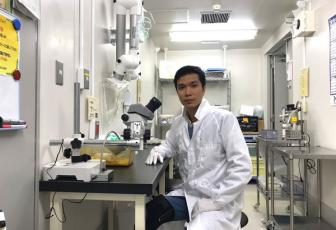 Lecturer, research, use of nanotechnology, reduce the side effects of drugs, Vietnam economy, Vietnamnet bridge, English news about Vietnam, Vietnam news, news about Vietnam, English news, Vietnamnet news, latest news on Vietnam, Vietnam