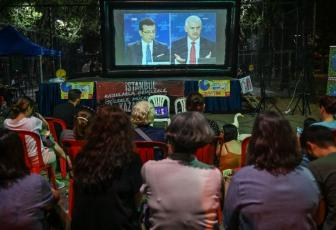 Image result for Istanbul holds first TV debate in mayoral race since 2002