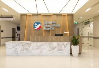 American International Hospital (AIH) in District 2, HCMC, comprehensively applies JCI standards and American standards.