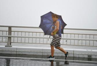 Kết quả hình ảnh cho Japan braces for powerful storm at peak holiday period