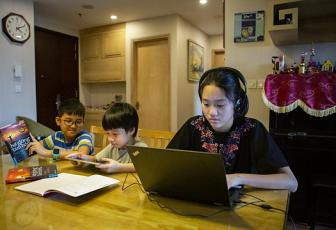 Managers apprehensive about employees' performance during work-at-home