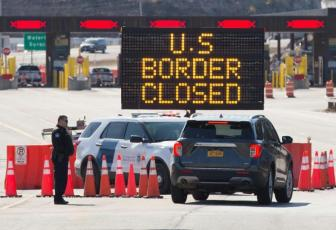 US borders with Canada, Mexico closed another month