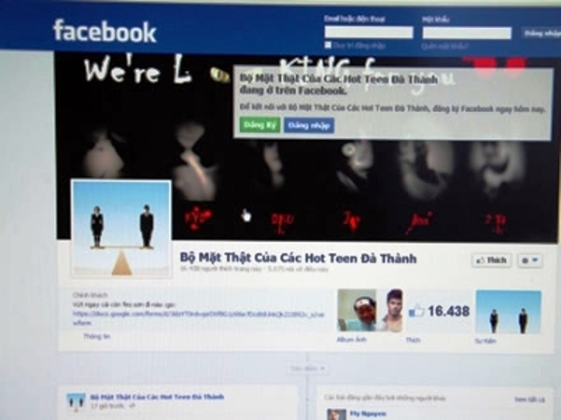 Facebook and the other side of the coin