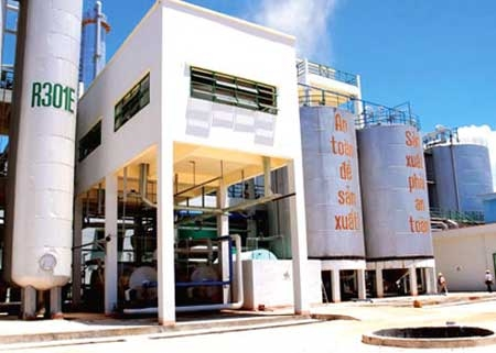 Ethanol plants mired in troubles