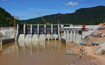 Hydro-power projects dead in the water