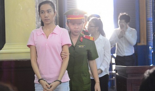Former beauty queen gets 2.5 yrs for prostitution brokerage