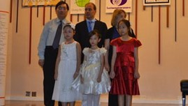 Vietnamese girl wins first prize at international piano contest in Thailand