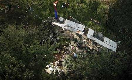 Death toll rises to 39 in Italy coach crash