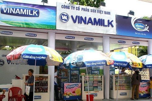 Vinamilk wants to take over U.S. milk firm