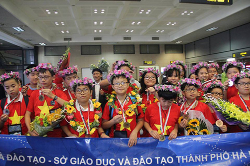 Vietnam to host primary school math and science Olympiad