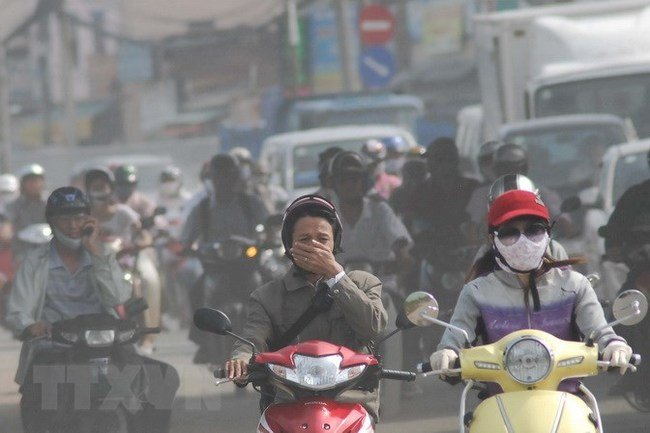Hanoi, HCMC among worst SE Asian cities for air pollution, Vietnam environment, climate change in Vietnam, Vietnam weather, Vietnam climate, pollution in Vietnam, environmental news, sci-tech news, vietnamnet bridge, english news, Vietnam news, news Vietn