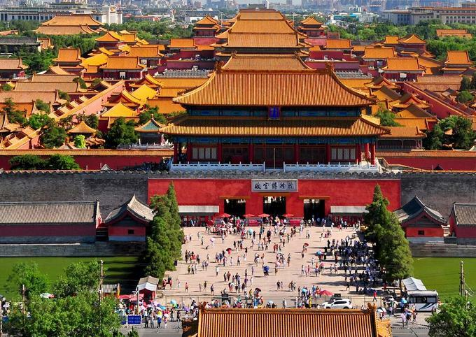 The Palace Museum in Beijing, China. Photo by Reuters