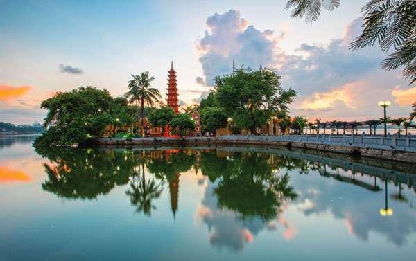 Tran Quoc - A sacred pagoda of the high society, entertainment events, entertainment news, entertainment activities, what's on, Vietnam culture, Vietnam tradition, vn news, Vietnam beauty, news Vietnam, Vietnam news, Vietnam net news, vietnamnet news,