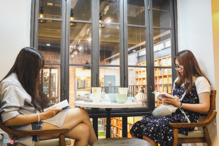 new cafe for book lovers in hcm city hinh 9