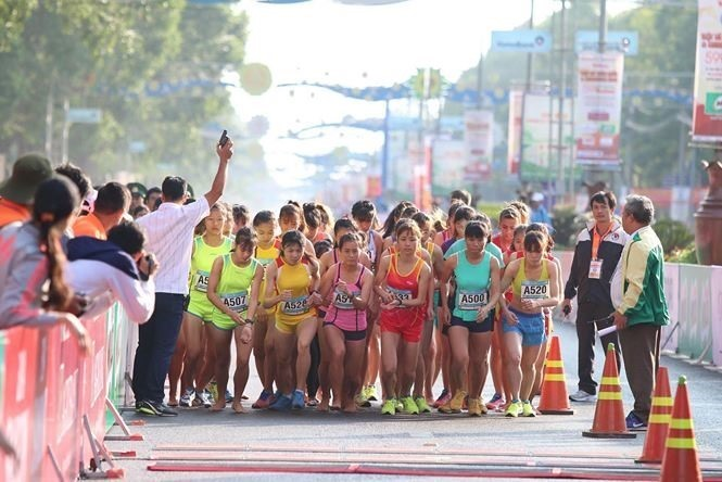 Nearly 2,000 runners to take part in national marathon champs, Sports news, football, Vietnam sports, vietnamnet bridge, english news, Vietnam news, news Vietnam, vietnamnet news, Vietnam net news, Vietnam latest news, vn news, Vietnam breaking news