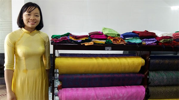 Quang Nam, Mã Châu natural silk, natural silk product, Vietnam economy, Vietnamnet bridge, English news about Vietnam, Vietnam news, news about Vietnam, English news, Vietnamnet news, latest news on Vietnam, Vietnam