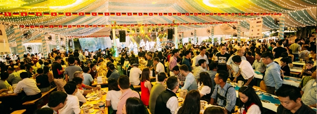 GBA Oktoberfest Vietnam 2019 ready to welcome festival-goers