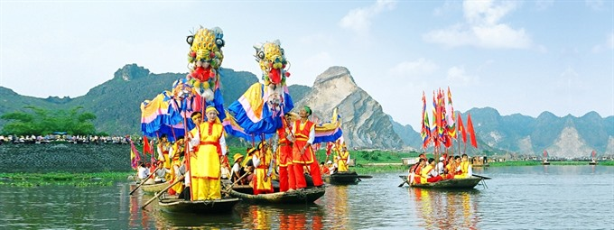 Hoa Lư Festival to mark anniversary of establishment of first feudal state