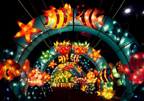 Light Festival to take place during May in HCM City