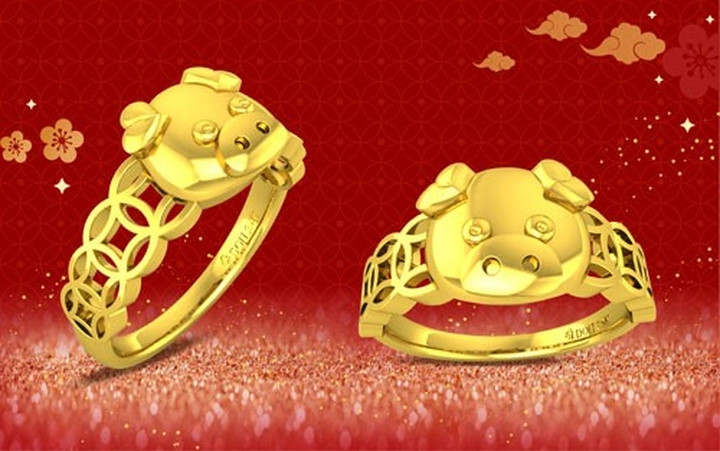 unique gold products go on sale to mark god of wealth day hinh 11