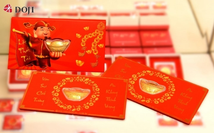 unique gold products go on sale to mark god of wealth day hinh 2