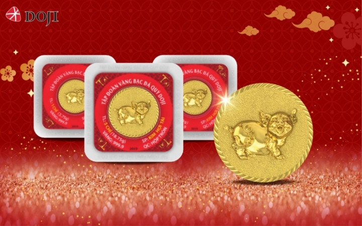 unique gold products go on sale to mark god of wealth day hinh 3