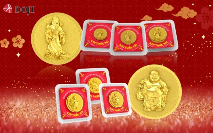 unique gold products go on sale to mark god of wealth day hinh 4