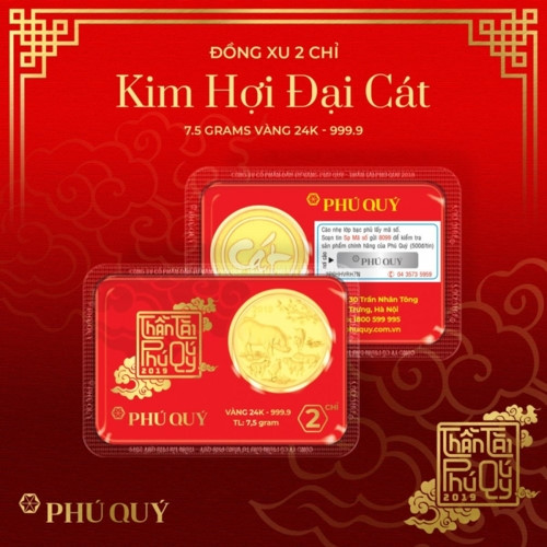unique gold products go on sale to mark god of wealth day hinh 6
