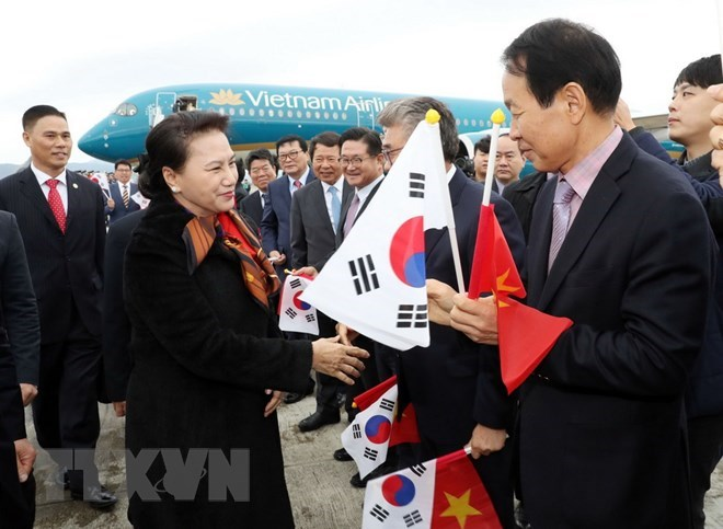 NA Chairwoman begins official visit to RoK, Government news, Vietnam breaking news, politic news, vietnamnet bridge, english news, Vietnam news, news Vietnam, vietnamnet news, Vietnam net news, Vietnam latest news, vn news