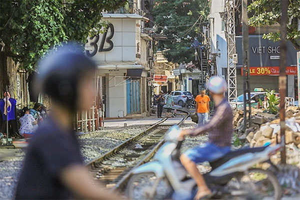 VNR, railway infrastructure projects, railroad crossing, Vietnam economy, Vietnamnet bridge, English news about Vietnam, Vietnam news, news about Vietnam, English news, Vietnamnet news, latest news on Vietnam, Vietnam