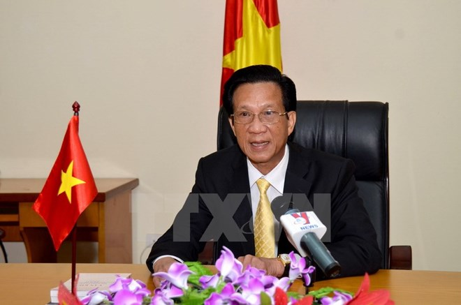 Party chief's upcoming visit to boost Vietnam-Cambodia relations, Government news, Vietnam breaking news, politic news, vietnamnet bridge, english news, Vietnam news, news Vietnam, vietnamnet news, Vietnam net news, Vietnam latest news, vn news