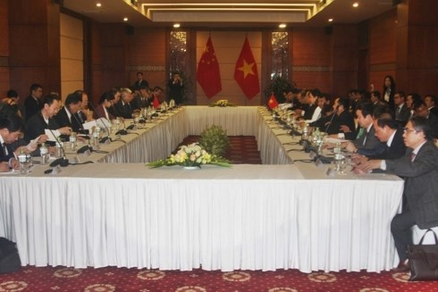 Vietnam, China hold gov't-level negotiation on territory, border, Government news, Vietnam breaking news, politic news, vietnamnet bridge, english news, Vietnam news, news Vietnam, vietnamnet news, Vietnam net news, Vietnam latest news, vn news